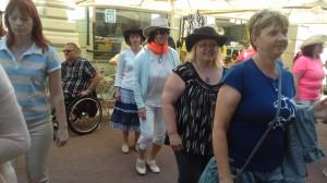 Eesti linetantsu festival Pärnus