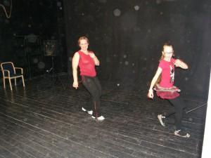 Talvine tantsupidu Porkunis