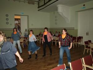 Rahvusvahelise tantsupäeva pidu